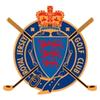 Royal Jersey Golf Club Logo