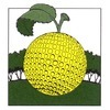 Batouwe Golf Club - Kersengaard/Perengaard Course Logo