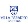 Villa Paradiso Golf Course - Blue Logo