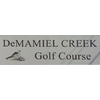 DeMamiel Creek Executive Golf Course Logo