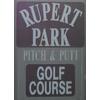 Rupert Park Pitch & Putt Logo