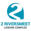 Two Riversmeet Leisure Centre Logo