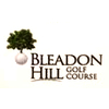 Bleadon Hill Golf Course Logo