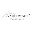 Andermatt Swiss Alps Golf Course Logo