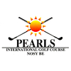 Pearls International Golf Course Nosy Be Logo