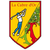 Le Golf de la Cabre d'Or Logo