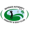 Defence Authority Country & Golf Club Logo