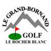 Golf Le Rocher Blanc Logo