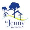 La Jenny Golf Logo