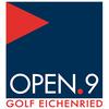 OPEN.9 Golf Muenchen Eichenried Logo
