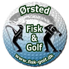Oersted Fisk & Golf - Lake Course Logo