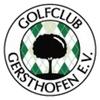 Gersthofen Golf Club Logo