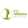 Hotel Aldama Pitch & Putt Logo