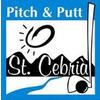 Sant Cebria Pitch & Putt Logo