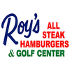 Roy's All Steak Hamburgers & Golf Center - Pine Acres Golf Course Logo