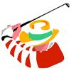 Parres Golf Course Logo