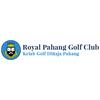 Kelab Golf Diraja Pahang - Royal Pahang Golf Club Logo