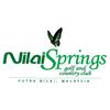 Nilai Springs Golf & Country Club - Island Nine Course Logo