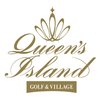 Queen's Island Golf & Village Logo