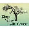 Kings Valley Golf Course Logo