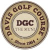 Davis Golf Course Logo
