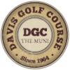 Davis Golf Course Logo