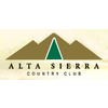 Alta Sierra Country Club Logo