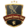 Colonial Country Club Logo