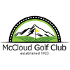 McCloud Golf Club Logo