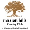 Arnold Palmer at Mission Hills Country Club Logo