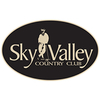 Sky Valley Country Club Logo