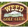 Weed Golf Club Logo
