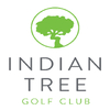 Par 3 at Indian Tree Golf Club Logo