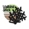 Walking Stick Golf Course Logo