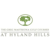 Greg Mastriona Golf Courses at Hyland Hills - South Par-3 Course Logo