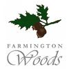 Farmington Woods Golf Course Logo