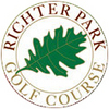 Richter Park Golf Course Logo
