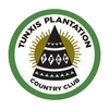 White at Tunxis Plantation Country Club Logo
