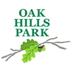 Oak Hills Park Golf Course Logo