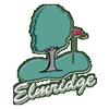 West/North at Elmridge Golf Club Logo