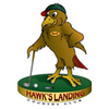 Hawk's Landing Country Club Logo