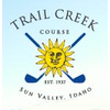 Trail Creek Course at Sun Valley Resort Logo