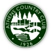 South/North at Athens Country Club Logo