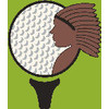 White Path Golf Club Logo