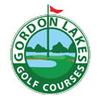 Gordon Lakes Golf Course - Island View Nine Logo