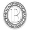 Bowden Golf Course Logo
