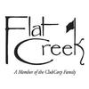 Old Mill/Graveyard at Flat Creek Golf Club Logo