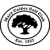 Mary Calder Golf Club Logo
