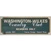 Washington-Wilkes Country Club Logo