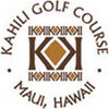 Kahili Golf Course Logo